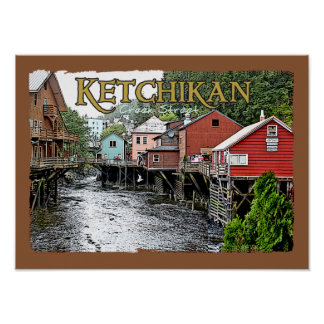 Ketchikan Portfolio Print