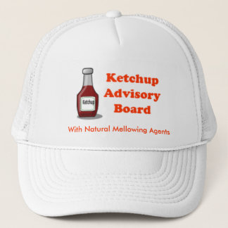 Ketchup Advisory Board Trucker Hat
