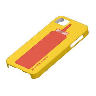 Ketchup - American Spectrum Series iPhone 5 Case