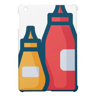 Ketchup and Mustard iPad Mini Covers