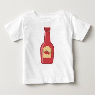 Ketchup Bottle Baby T-Shirt