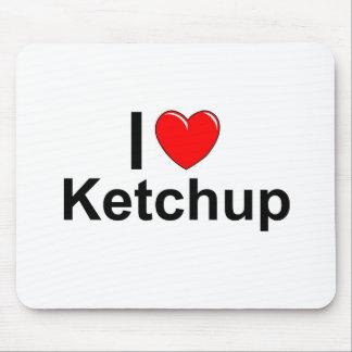 Ketchup Mouse Pad