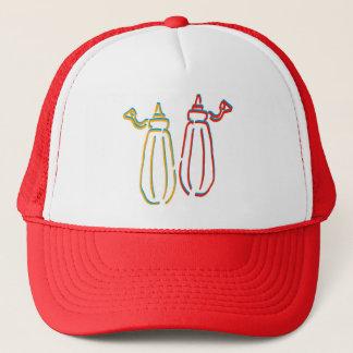 Ketchup & Mustard Hat