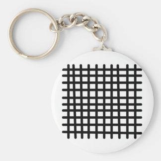 KETE PA | Adinkra Symbol of a Good Marriage Key Ring