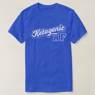 Keto Ketogenic AF Vintage Logo T-Shirt