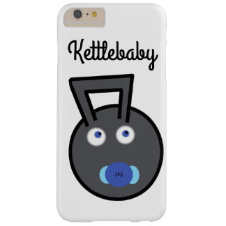 Kettlebaby phonecase barely there iPhone 6 plus case