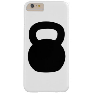Kettlebell Barely There iPhone 6 Plus Case