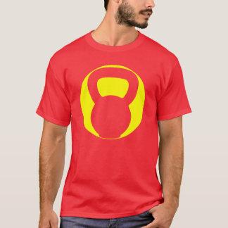 Kettlebell Big Logo Oval T-shirt