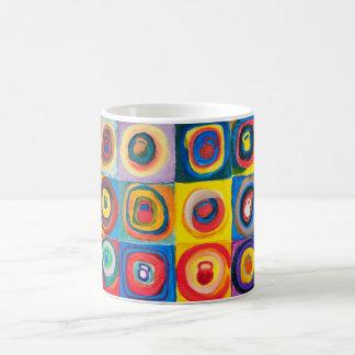 Kettlebell Kandinsky Coffee Mug
