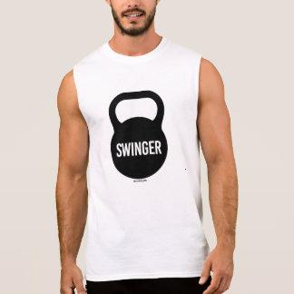 Kettlebell Swinger Sleeveless Shirt