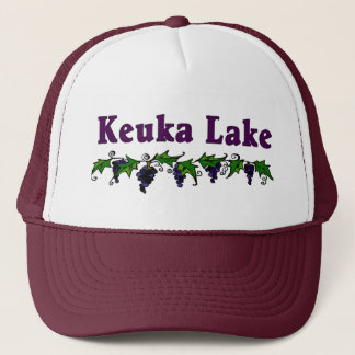 Keuka Lake Trucker Hat