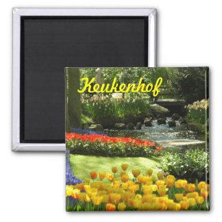 Keukenhof Square Magnet