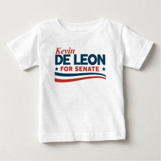 Kevin de Leon for Senate Baby T-Shirt