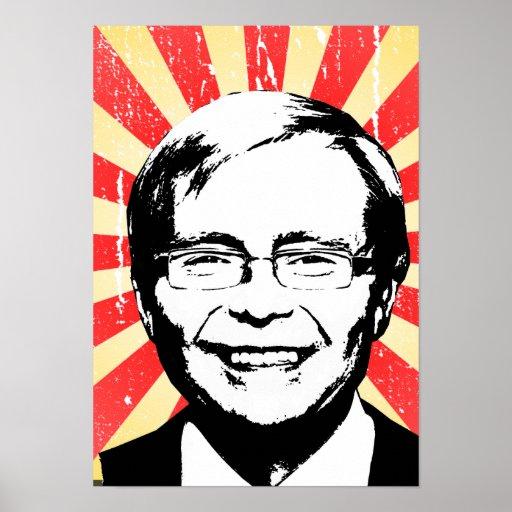 Kevin Rudd Print