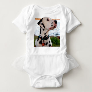 Kevin The Dalmatian Baby Bodysuit