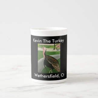 Kevin The Turkey Gifts Tea Cup