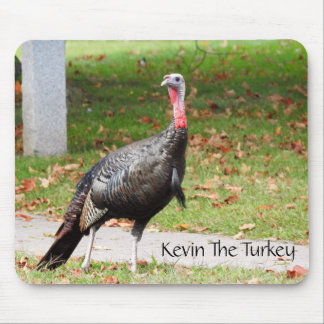Kevin The Turkey -Old Wethersfield, CT Mouse Pad