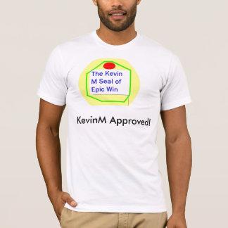KevinM Design T-Shirt