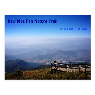 Kew Mae Pan Nature Trail Postcard