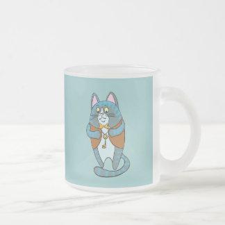 Key Cat Mugs