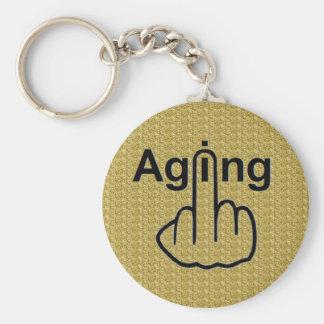 Key Chain Aging Flip