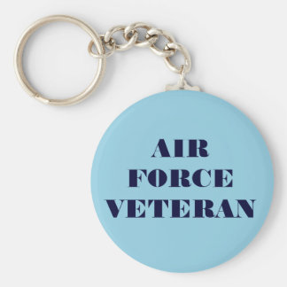 Key Chain Air Force Veteran