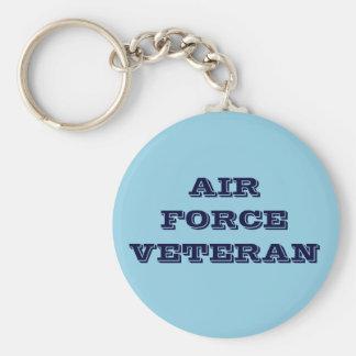 Key Chain Air Force Veteran