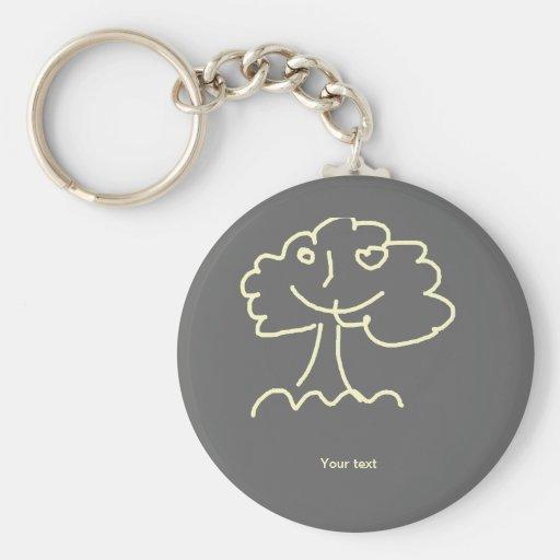 Key chain (basic) 5,7cm