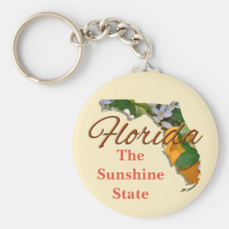 Key Chain - Basic - FLORIDA