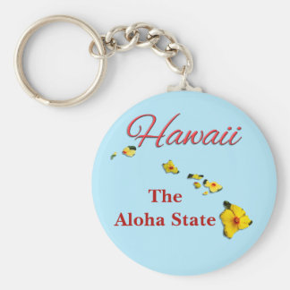Key Chain - Basic - HAWAII