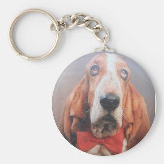 Key Chain Basset Hound