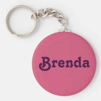 Key Chain Brenda