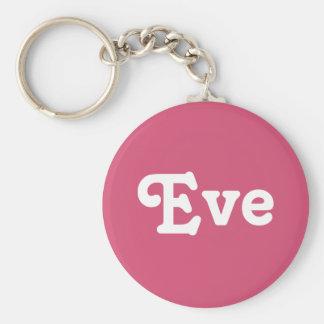 Key Chain Eve