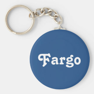 Key Chain Fargo