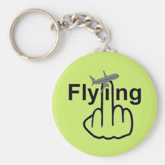 Key Chain Flying Flip