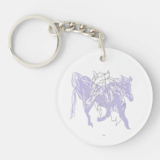 Key Chain/ For one who loves Horse's Key Ring