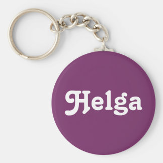 Key Chain Helga