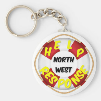 Key Chain Help Response North West