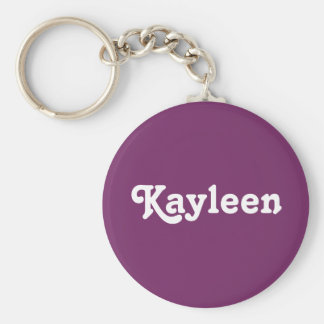 Key Chain Kayleen