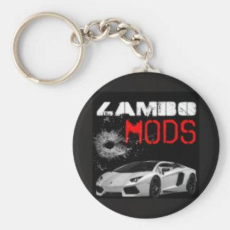 Key Chain LAMBO MODS