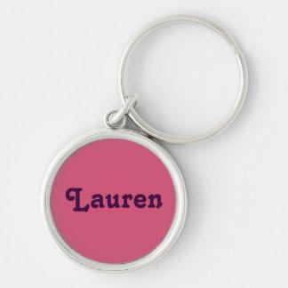 Key Chain Lauren