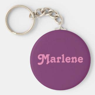 Key Chain Marlene