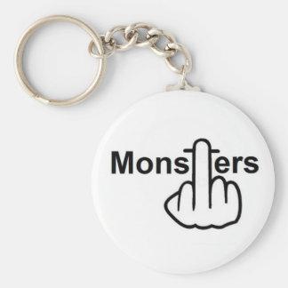 Key Chain Monster Flip