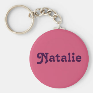 Key Chain Natalie