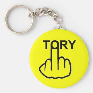 Key Chain Tory Flip