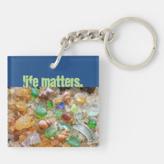 Key Chains Drive Now Text Later Life Matters gifts
