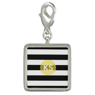 Key Charm - KS Signature Nautical Black