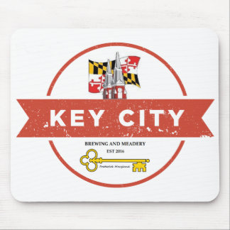 Key City Brewing Mouse Pad