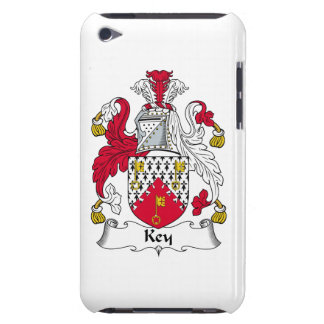 Key Family Crest iPod Case-Mate Case