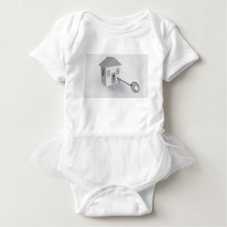 Key Home, Real Estate Agent, Selling Baby Bodysuit